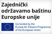 Zajednički održavamo baštinu Europske unije