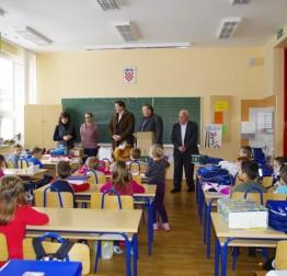 Početak Male škole u Višnjici