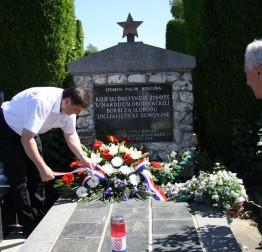 Dan antifašističke borbe obilježen u Lepoglavi