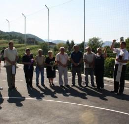 Otvoren sportski centar u Lepoglavskoj Vesi
