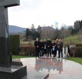 Odana počast hrvatskom branitelju Vladi Škalcu