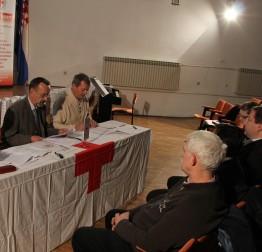Gradonačelnik zahvalio članovima Crvenog križa