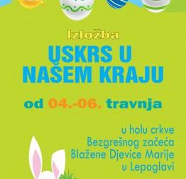 Izložba i koncert za Uskrs