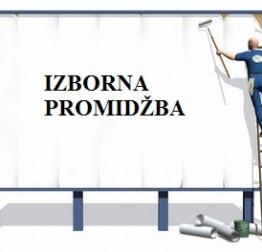 OBAVIJEST - o dužnosti uklanjanja plakata vezanih uz izbornu promidžb