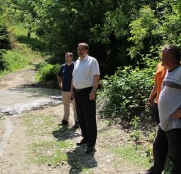 Na području grada Lepoglave uređuju se nerazvrstane ceste
