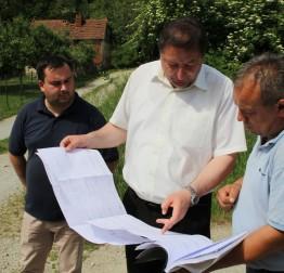 Počela gradnja kanalizacije u Vulišincu