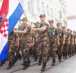 Obilježavanje Dana oružanih snaga u Lepoglavi uz izložbu vojne opreme i naoružanja