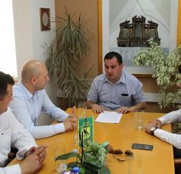 Ministar Zmajlović posjetio Lepoglavu