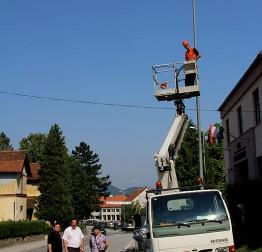 U Lepoglavi završila druga faza projekta postavljanja energetski učinkovite javne rasvjete