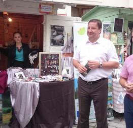 Lokalna akcijska grupa Sjeverozapad predstavljena na Špancirfestu
