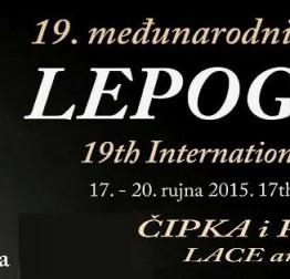 NAJAVA - predstavljanje 19. međunarodnog čipkarskog festivala u Zagrebu