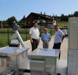 Pročistač u Kamenici dobio uporabnu dozvolu