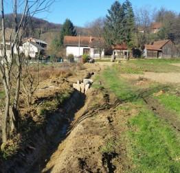 Komunalni radovi – održavanje kanala oborinske odvodnje na području grada Lepoglave