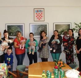Nove gradske potpore za novorođene u gradu Lepoglavi