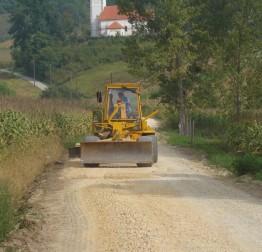 ZATVORENO: Odluka o izmjenama Odluke o nerazvrstanim cestama