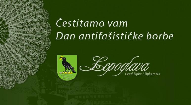 LokalnaHrvatska.hr Lepoglava Dan antifasisticke borbe