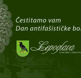Čestitka povodom Dana antifašističke borbe
