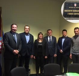 Gradonačelnik Škvarić zatražio potpore za jedinice lokalne samouprave