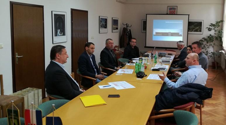 LokalnaHrvatska.hr Lepoglava Traju pripreme za prijavu projekta TCDI na zavrsni natjecaj