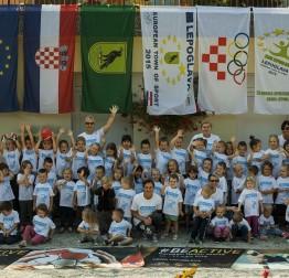 Olimpijski festival dječjih vrtića po prvi puta u Lepoglavi