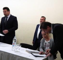 Ministarstvo graditeljstva i prostornog uređenja dodijelilo Gradu Lepoglavi potporu za proširenje energetski učinkovite i ekološke javne rasvjete