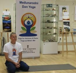 Međunarodni dan joge u Lepoglavi