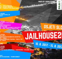 Osmi Jailhouse festival od 10. do 15. kolovoza