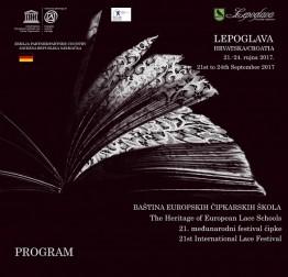21. Međunarodni festival čipke od 21. do 24. rujna