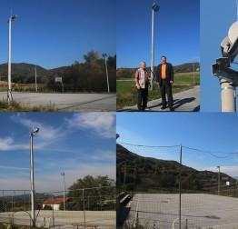 Postavljena rasvjeta na igralištima u Viletincu, Čretu i Gečkovcu, već ranije zasvijetlila ona u Očuri
