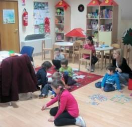 POZIV NA IGRAONICE Gradska knjižnica Ivana Belostenca od 4. listopada nastavlja s igraonicama za djecu