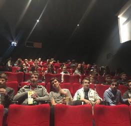 OŠ ANTE STARČEVIĆA LEPOGLAVA Posjet kinu