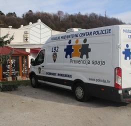 Mobilni informacijsko-preventivni centar u Lepoglavi