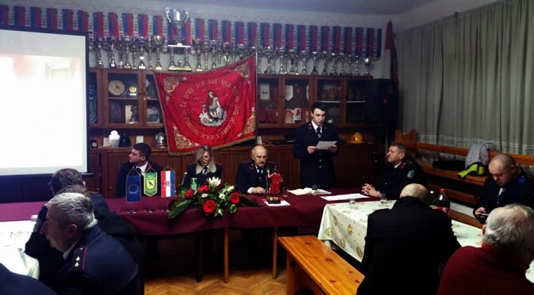 LokalnaHrvatska.hr Lepoglava 120. sjednica Skupstine Dobrovoljnog vatrogasnog drustva Lepoglava