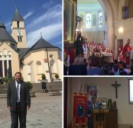 Gradonačelnik na proslavi Dana Općine Krašić i 120. obljetnici rođenja blaženog kardinala Alojzija Stepinca
