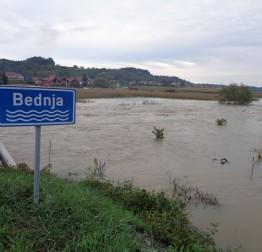 OBAVIJEST o provođenju javne rasprave u postupku procjene utjecaja na okoliš i postupku Glavne ocjene prihvatljivosti zahvata za ekološku mrežu za Studiju utjecaja na okoliš za zahvat EU projekt zaštite od poplava na slivu Bednje