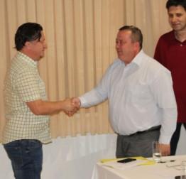 Član Gradskog vijeća Tonko Županić izabran za predsjednika Zajednice sportskih udruga Grada Lepoglave, čestitali mu gradonačelnik i predsjednik Gradskog vijeća