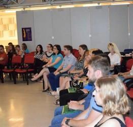 Savjet mladih na seminaru o strukturiranom dijalogu