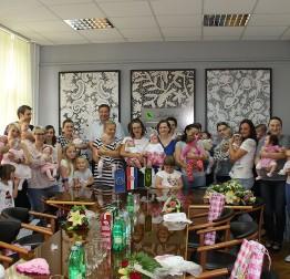 Podijeljeno 47.500 kuna za novorođene