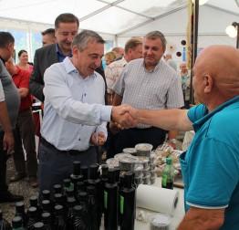 22. Međunarodni festival čipke posjetio potpredsjednik Vlade Republike Hrvatske