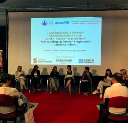 Savjetovanje gradova i općina – Prijatelja djece o važnosti ulaganja lokalnih i regionalnih zajednica u djecu