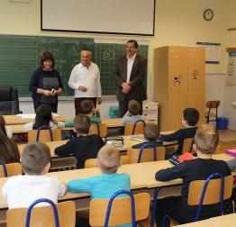 U OŠ Ante Starčevića u Lepoglavi započelo provođenje programa produženog boravka u školi kojeg sa 100.000 kuna financira Grad Lepoglava