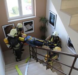 Pod pretpostavkom potresa održana gradska vježba zaštite i spašavanja