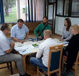 Pripreme za početak radova na rekonstrukciji i adaptaciji zgrade Dječjeg vrtića Lepoglava