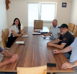Krenule pripreme za projekt energetske obnove vatrogasnog doma u Višnjici