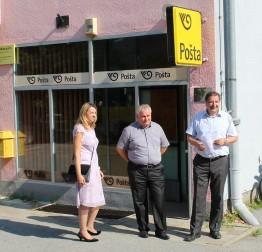 Građani u poštanskom uredu u Lepoglavi račune izdane od strane Grada mogu plaćati bez troška naknade