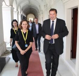 Ministrica kulture posjetila 23. Međunarodni festival čipke