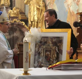 Biskup Bože Radoš u Lepoglavi predvodio misno slavlje povodom Dana Grada Lepoglave i Dan lepoglavske župe