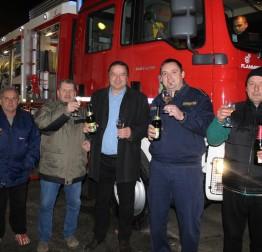 Stiglo 2 milijuna kuna vrijedno vatrogasno vozilo za lepoglavske vatrogasce