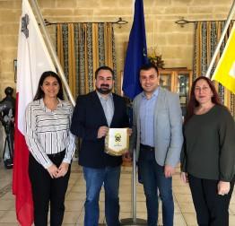 Suradnja s gradovima i regijama Malte