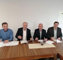 U Šalovcima potpisan Sporazum o suradnji na EU projektu